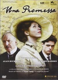 Cover Dvd Una promessa (DVD)