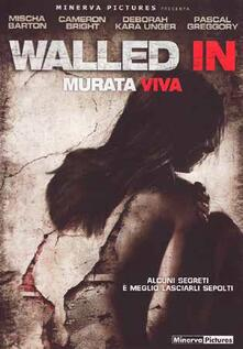 Walled In. Murata viva (DVD) di Gilles Paquet-Brenner - DVD