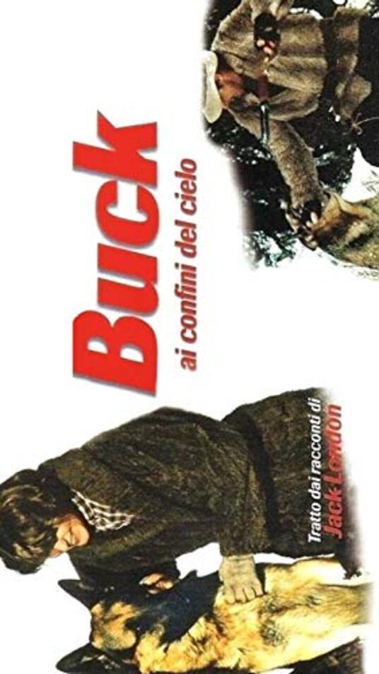 Buck ai confini del cielo (DVD) di Tonino Ricci - DVD