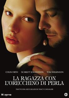 La ragazza con l'orecchino di perla (DVD) di Peter Webber - DVD