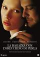 Cover Dvd DVD La ragazza con l'orecchino di perla