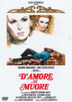 Cover Dvd DVD D'amore si muore