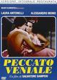 Cover Dvd DVD Peccato veniale