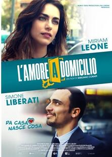 L' amore a domicilio (Blu-ray) di Emiliano Corapi - Blu-ray