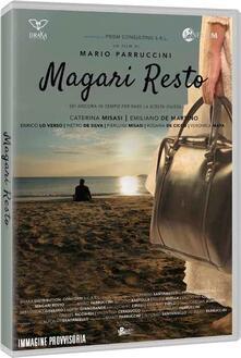 Magari resto (DVD) di Mario Parruccini - DVD