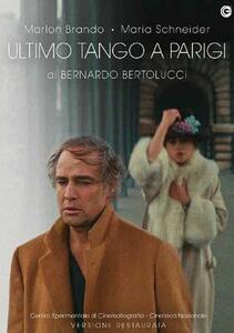 Film Ultimo tango a Parigi (DVD) Bernardo Bertolucci