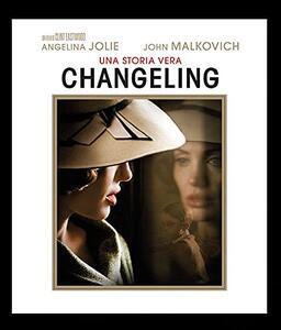 Film Changeling (Blu-ray) Clint Eastwood