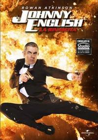 Cover Dvd Johnny English. La rinascita (DVD)