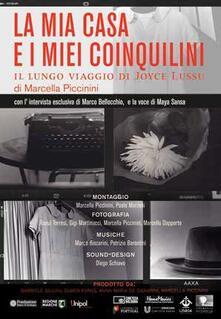 La mia casa e i miei coinquilini. Il lungo viaggio di Joyce Lussu (DVD) di Marcella Piccinini - DVD