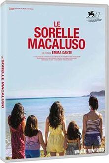 Le sorelle Macaluso (DVD) di Emma Dante - DVD