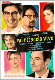Mi rifaccio vivo (Blu-ray) di Andrea D'Ambrosio - Blu-ray