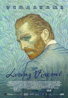 Loving Vincent (Blu-ray) di Dorota Kobiela - Blu-ray