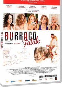 Cover Dvd Burraco fatale (DVD)