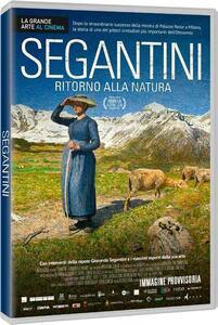 Film Segantini. Ritorno alla natura (DVD) Francesco Fei