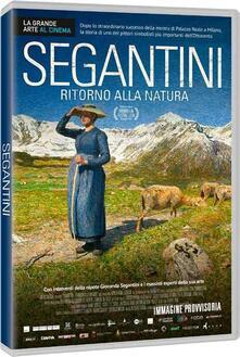Segantini. Ritorno alla natura (DVD) di Francesco Fei - DVD