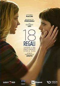 Cover Dvd 18 regali (DVD)