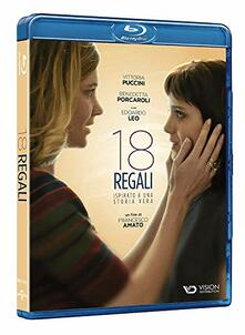 18 regali (Blu-ray) di Francesco Amato - Blu-ray