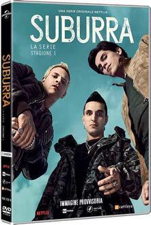 Suburra. Stagione 1. Serie TV ita (3 DVD) di Michele Placido,Andrea Molaioli,Giuseppe Capotondi - DVD