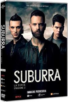 Suburra. Stagione 2. Serie TV ita (3 DVD) di Andrea Molaioli,Piero Messina - DVD