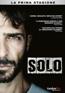 Film Solo. Stagione 1. Serie TV ita (2 DVD) Michele Alhaique