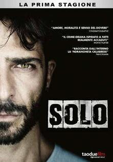 Solo. Stagione 1. Serie TV ita (2 DVD) di Michele Alhaique - DVD