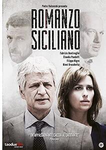 Film Romanzo siciliano. Serie TV ita (4 DVD) Lucio Pellegrini