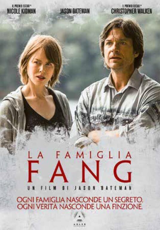 La famiglia Fang (DVD) di Jason Bateman - DVD