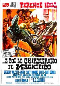 Film E poi lo chiamarono Il Magnifico (DVD) E. B. Clucher