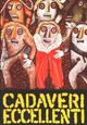 Cover Dvd DVD Cadaveri eccellenti