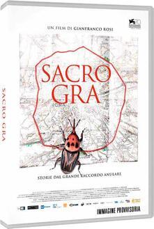 Sacro GRA (DVD) di Gianfranco Rosi - DVD
