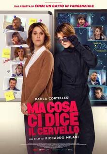 Ma cosa ci dice il cervello (DVD) di Riccardo Milani - DVD