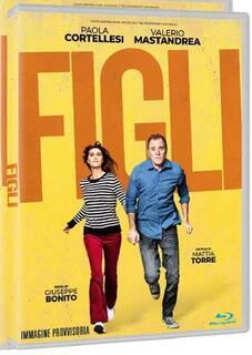 Film Figli (DVD) Mattia Torre Giuseppe Bonito