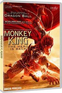 Film Monkey King (DVD) Tian Xiao Peng