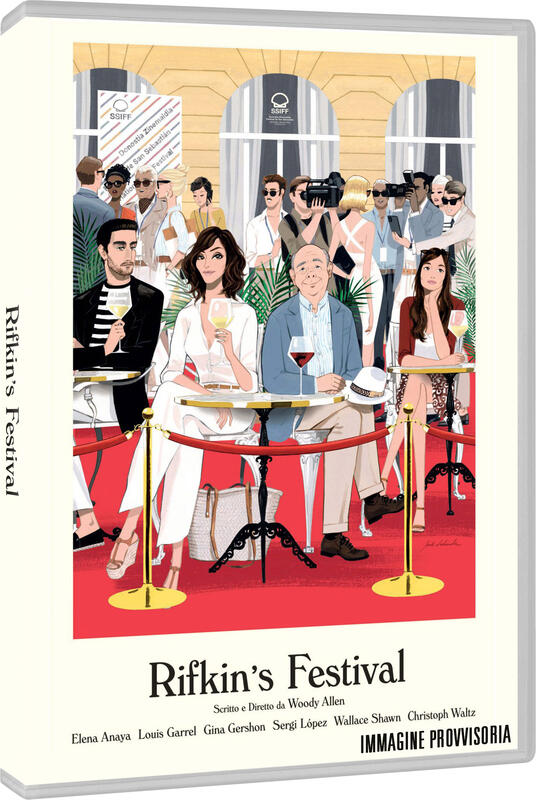 Rifkin's Festival (DVD) di Woody Allen - DVD