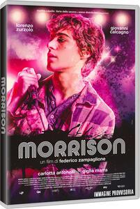 Film Morrison (DVD) Federico Zampaglione