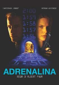 Film Adrenalina (DVD) Albert Pyun