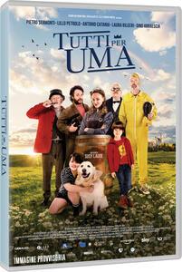 Film Tutti per Uma (DVD) Susy Laude