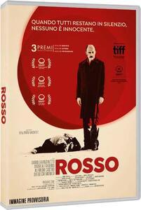 Film Rosso (DVD) Benjamín Naishtat