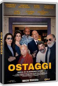 Film Ostaggi (DVD) Eleonora Ivone