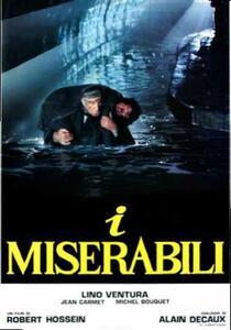 Film I miserabili (DVD) Robert Hossein