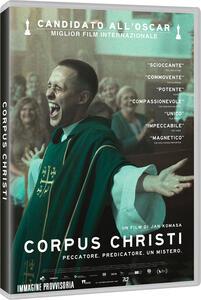 Film Corpus Christi (DVD) Jan Komasa