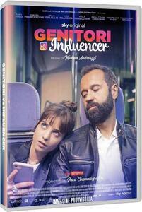 Film Genitori vs influencer (DVD) Michela Andreozzi