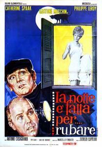 Film La notte è fatta per rubare (DVD) Giorgio Capitani