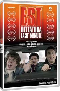 Film Est: dittatura last minute (DVD) Antonio Pisu