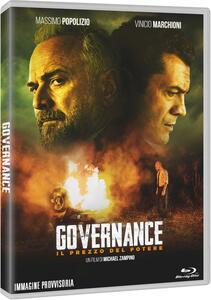 Film Governance (Blu-ray) Michael Zampino