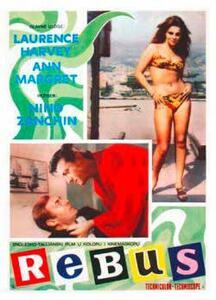 Film Rebus (DVD) Nino Zanchin