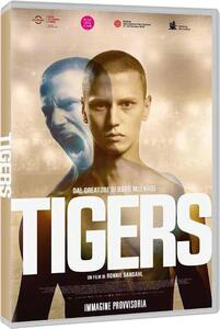 Film Tigers (DVD) Ronnie Sandahl