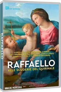 Film Raffaello alle scuderie del Quirinale (DVD) Phil Grabsky