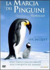 La marcia dei pinguini (2 DVD)<span>.</span> Edizione Speciale di Luc Jacquet - DVD