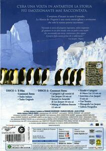 La marcia dei pinguini (2 DVD)<span>.</span> Edizione Speciale di Luc Jacquet - DVD - 2
